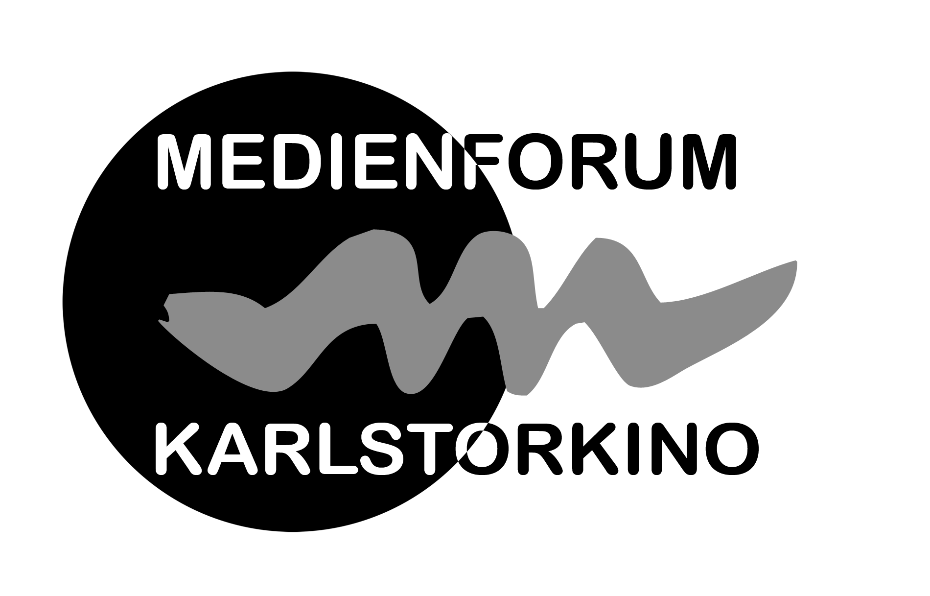 Logo Medienforum Karlstorkino