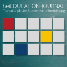 Abbildung zum heiEDUCATION-Journal der HSE
