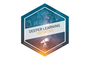 Logo Deeper Learning Initiative Querformat